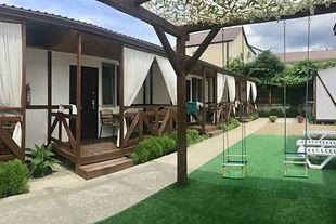 Кабардинка частный сектор «Домики для отдыха»