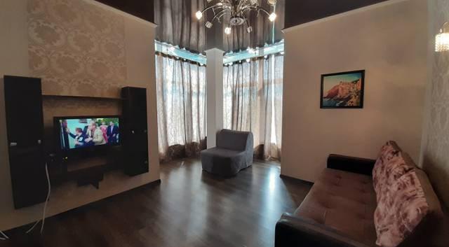 Двухкомнатная квартира на ул. Курортной