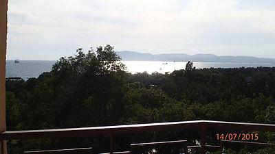 Квартира с видом на море на ул. Мира 21.