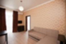 2-х комнатный «Люкс» с 2 балконами (вид