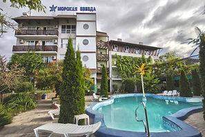 Отель «Морская звезда» в Архипо-Осиповке