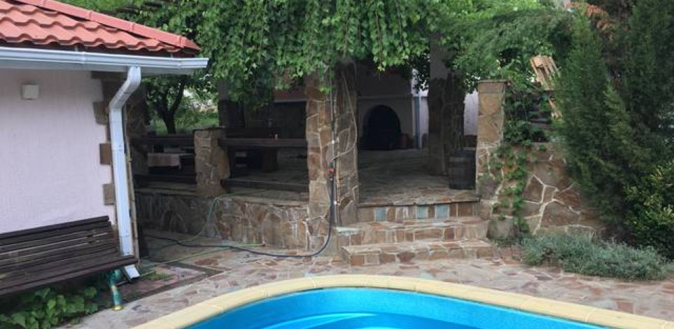 Отель «Вилла у моря» Джанхот