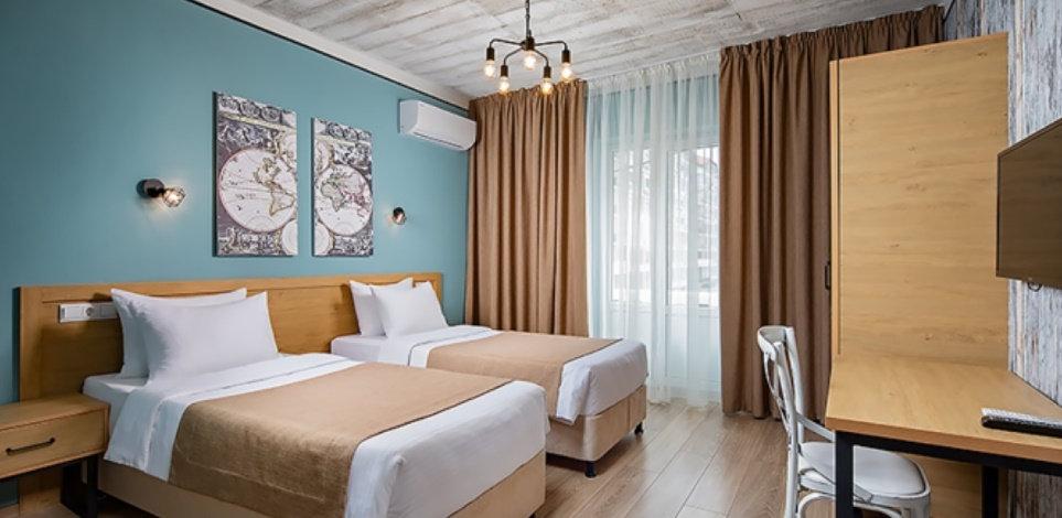 Отель «Южная Дача» в Геленджике