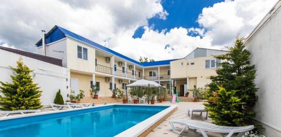 Кабардинка гостевой дом «Солнечный рай»