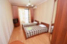 Однокомнатный «Стандарт» с двумя кроватя