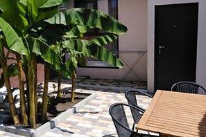 Квартира посуточно с двориком в Геленджике