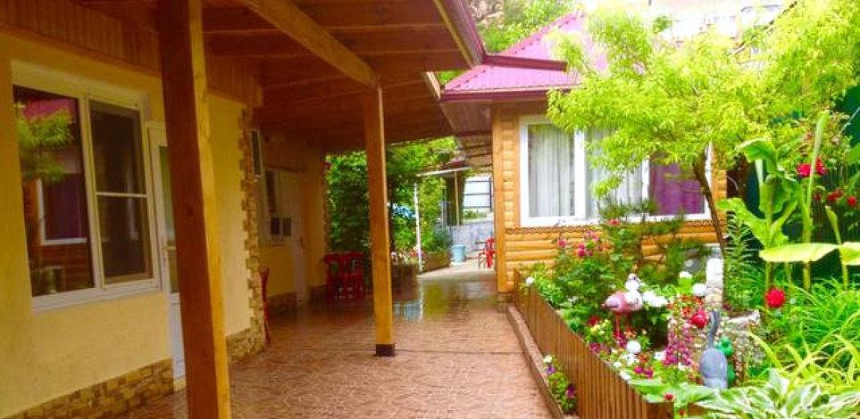 Дивноморское Гостевой дом «Андигони»