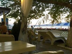 Кафе «Эдем» в Геленджике