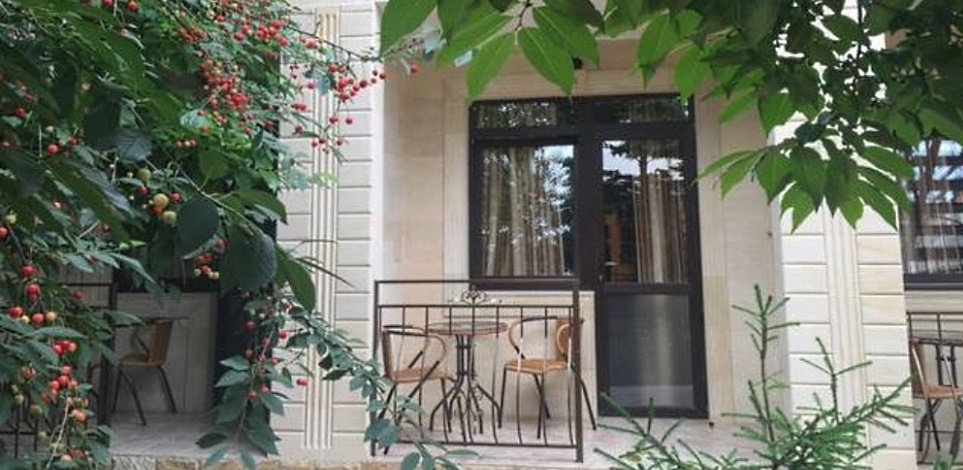 Гостевой дом «Янтарь» в Геленджике