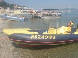 Рыбалка с Черномором в Геленджике