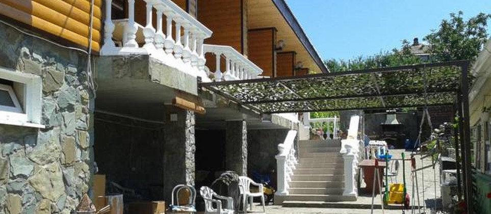 Отель «Калибри» в Архипо-Осиповке