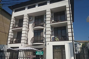 Гостиница «Евроотель» в Архипо-Осиповке