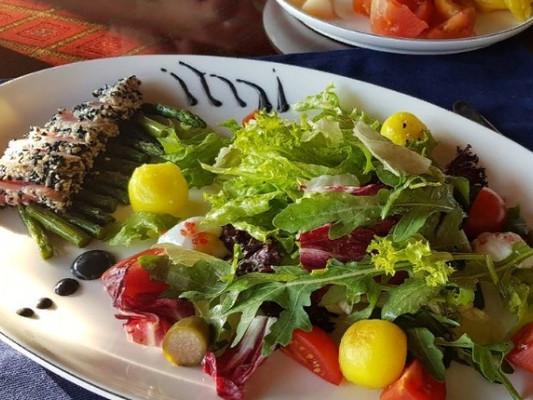 Блюдо из меню ресторана На Круче