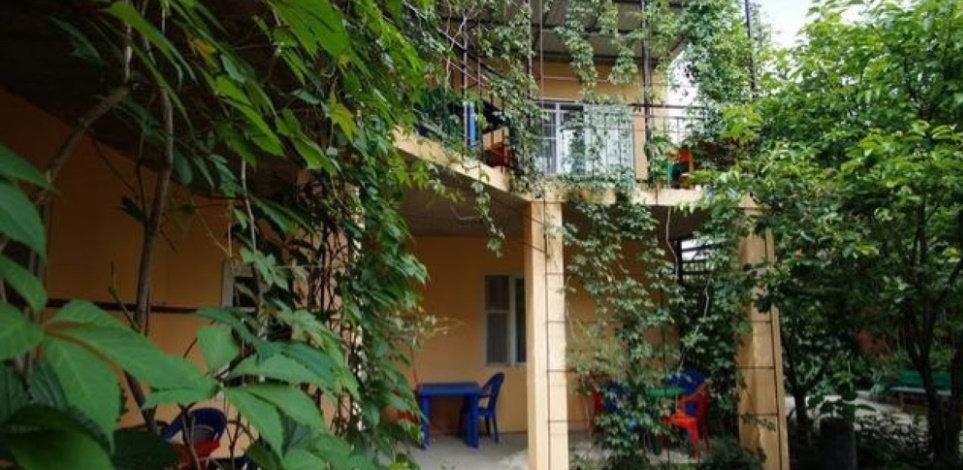 Гостевой дом «Зеленый дворик» в Геленджике