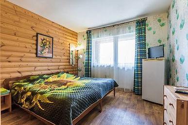 Двухместный номер с раздельными кроватям