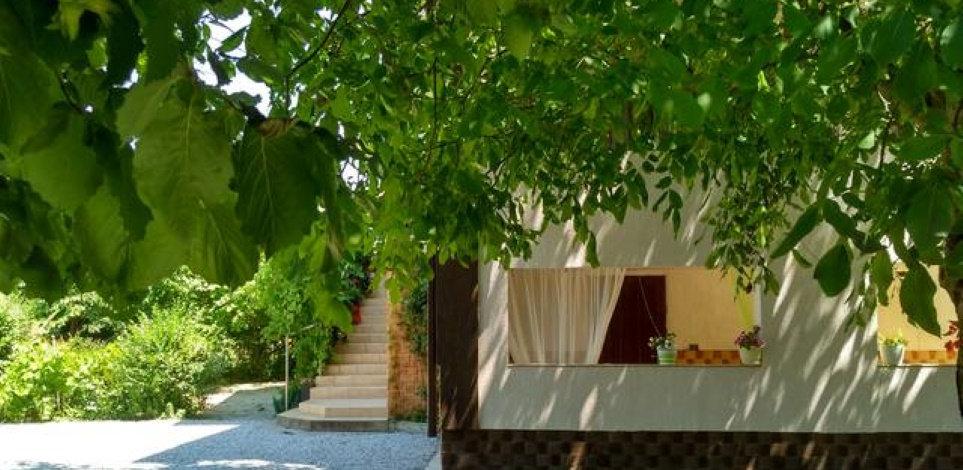 Гостевой дом «Райский островок» в Архипо-Осиповке