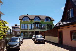 Гостевой дом «Вдохновение» в Архипо-Осиповке