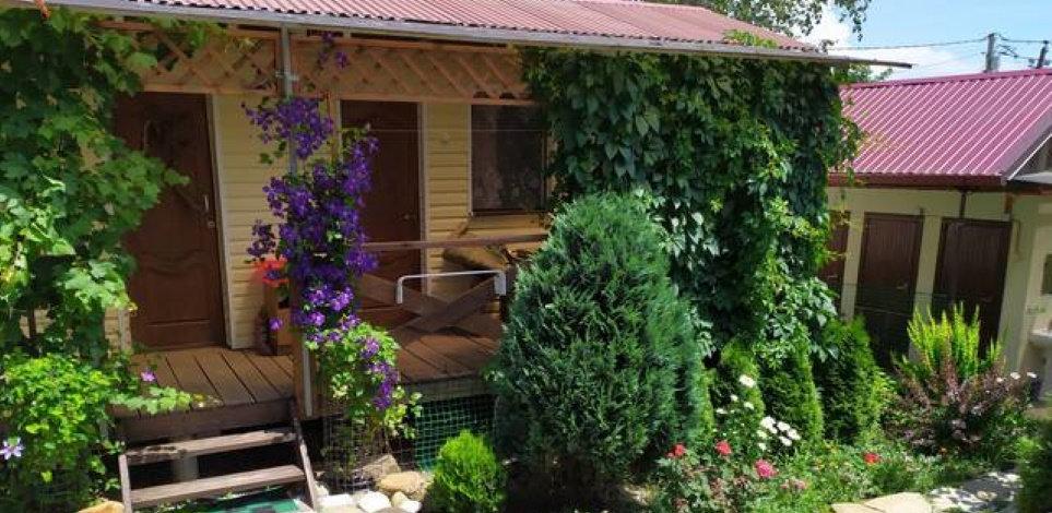 Гостевой дом «Тихий Дворик» в Бетте
