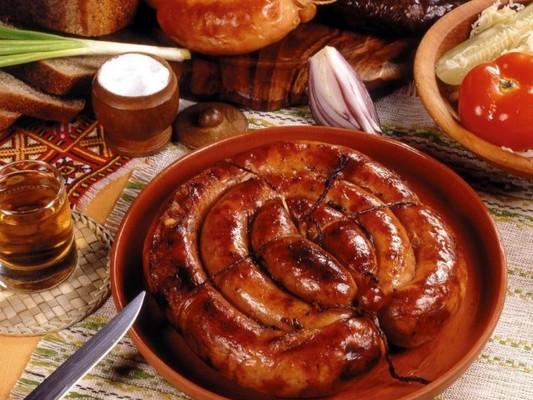 Украинские колбаски