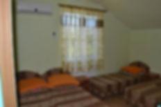 Комната 3-х местный с доп. местом «Эконо