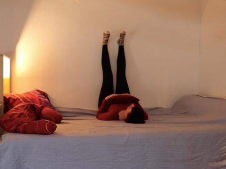 Yoga für den Schlaf