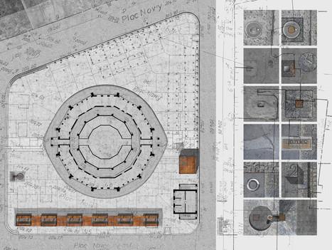 Square plan