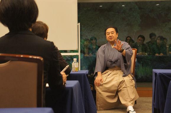 歌舞伎・襲名の流儀〜四代目・中村鴈治郎さんをお招きして