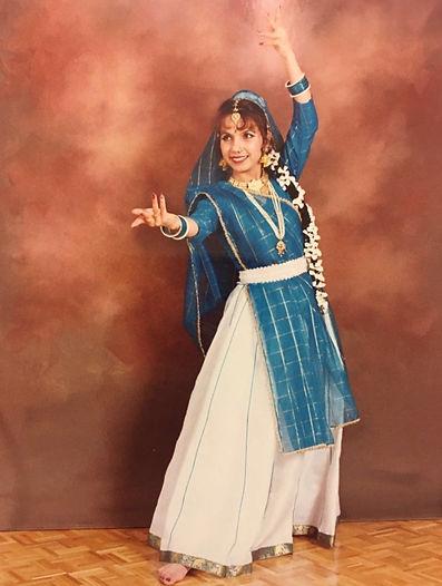 virtual indian dance classes