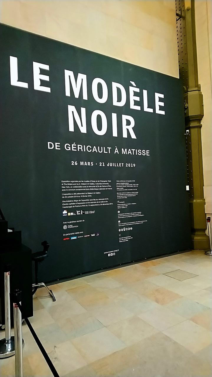 LE MODELE NOIR - 1