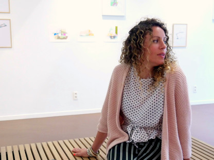 CAMILLE FHAL - DIPLÔMÉE EN ARTS PLASTIQUES