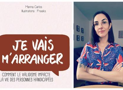 """ JE VAIS M'ARRANGER "" MARINA CARLOS"