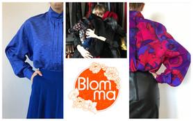 INTERVIEW #28 - MARJORIE de La Boutique BLOMMA VINTAGE