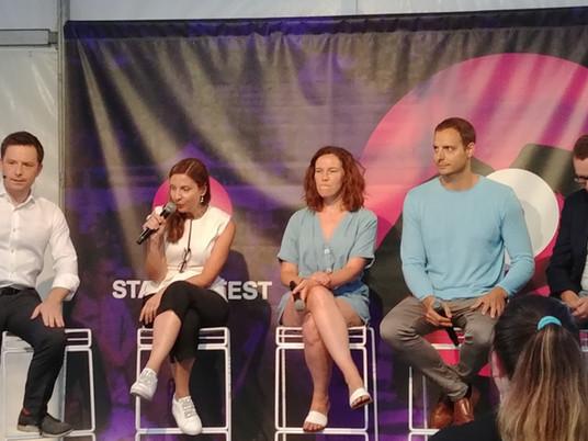 Startupfest 2019 - Une première impression favorable