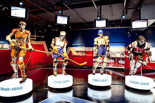 Hockey dans la peau XYZ Tech.