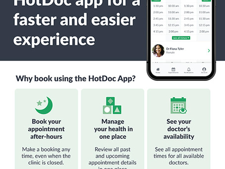 What is HotDoc?