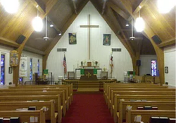 Good Shepherd Interior