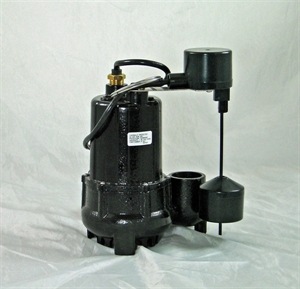 Proven Submersible 1/3 & 1/2 HP Pump
