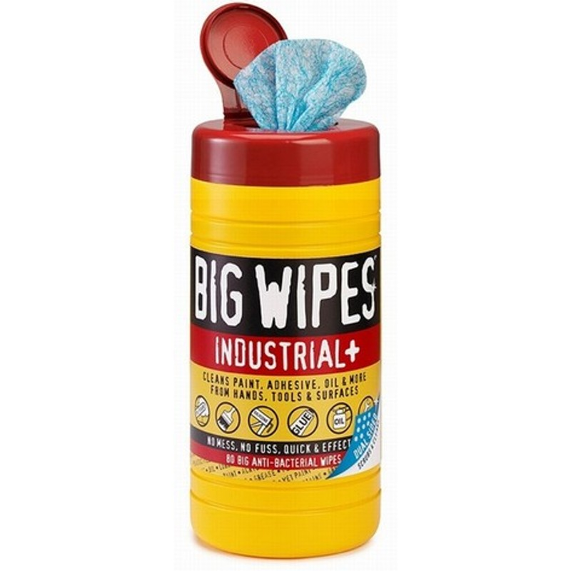 Big Wipes Industrial +
