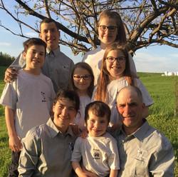 photo de famille en 2019
