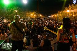 Ti Nahui en escenario Squid Roe