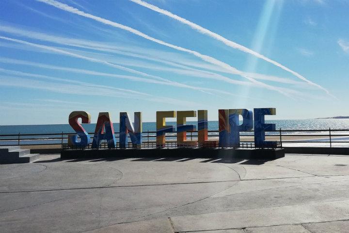 2 San Felipe Sign