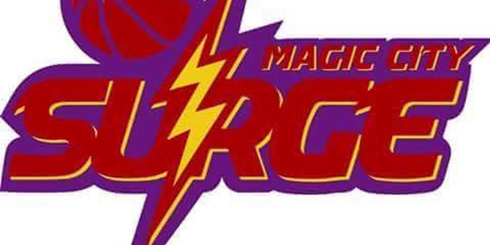 Magic City Surge Meet and Greet Public Mixer