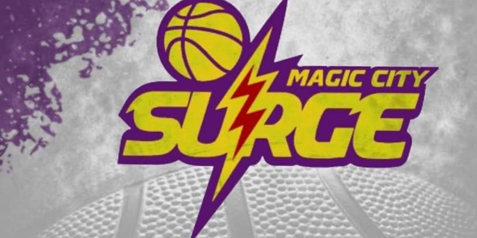 MAGIC CITY SURGE OFFICIAL TRYOUTS