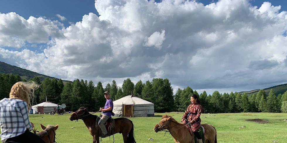 Horse Trekking Mongolia (Postponed)