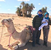 Rachel Greg Saandriana Sahara Morocco Th