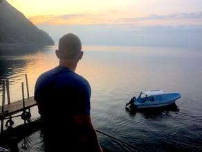Greg Lake Atitlan Sunset.JPG