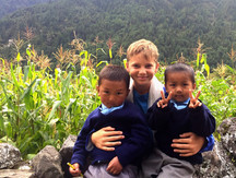 Orphanage in Nepal