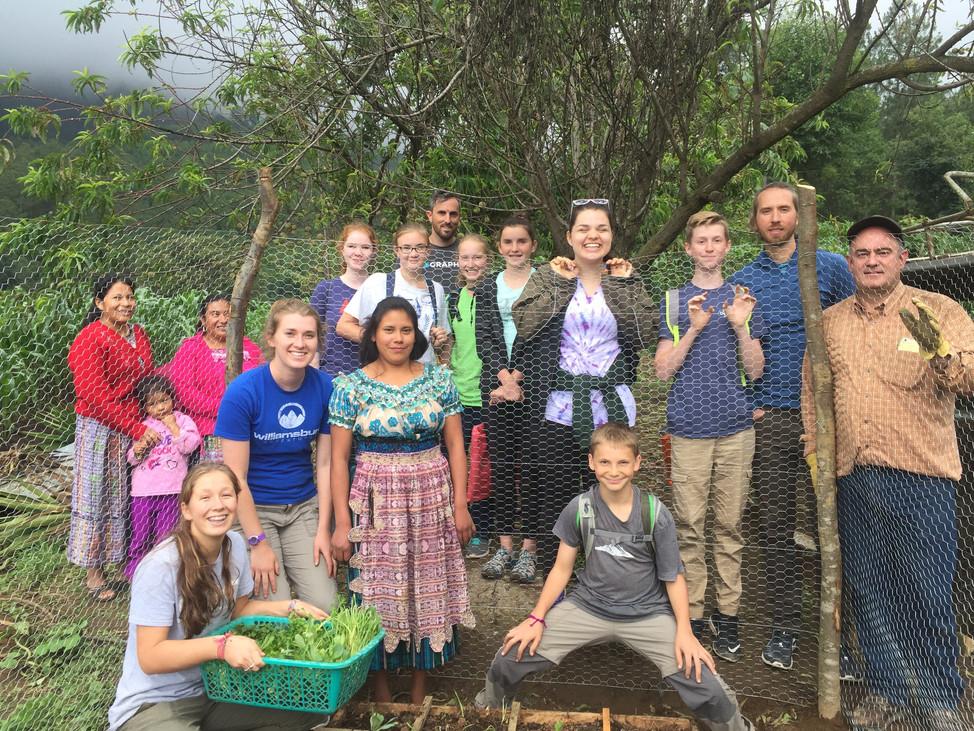 Guatemala Humanitarian Trip