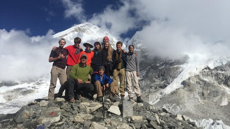 Base Camp of Mt. Everest