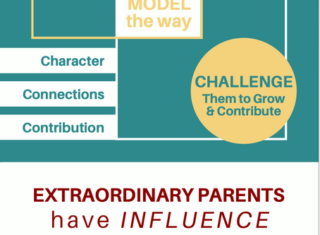How to Have More Influence and LEAD Not Just Manage Your Family